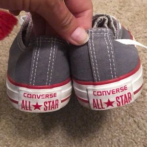 Converse Shoes - Converse size 7 all-star sneakers. Great condition